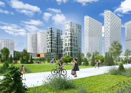Квартира 4-комн. квартира, 113 м², 24/27 эт. Москва