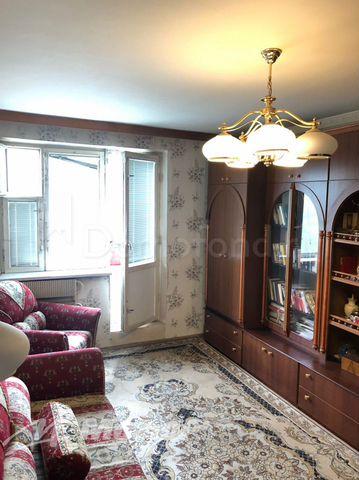 Недвижимость 2-комн. квартира, 53.8 м², 6/17 эт. Москва